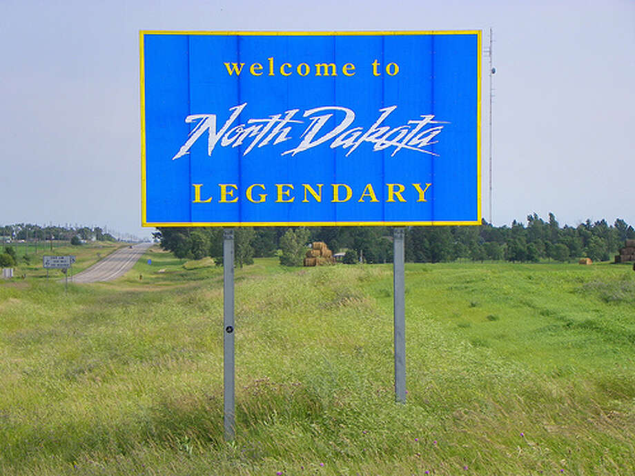 41. North Dakota: 9.7 percent of residents told interviewers they'd used marijuana in the prior year.