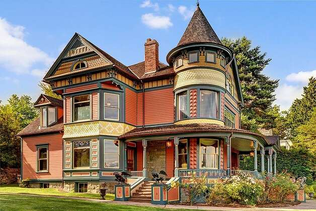 Restored Updated Landmark Victorian Mansion For Sale