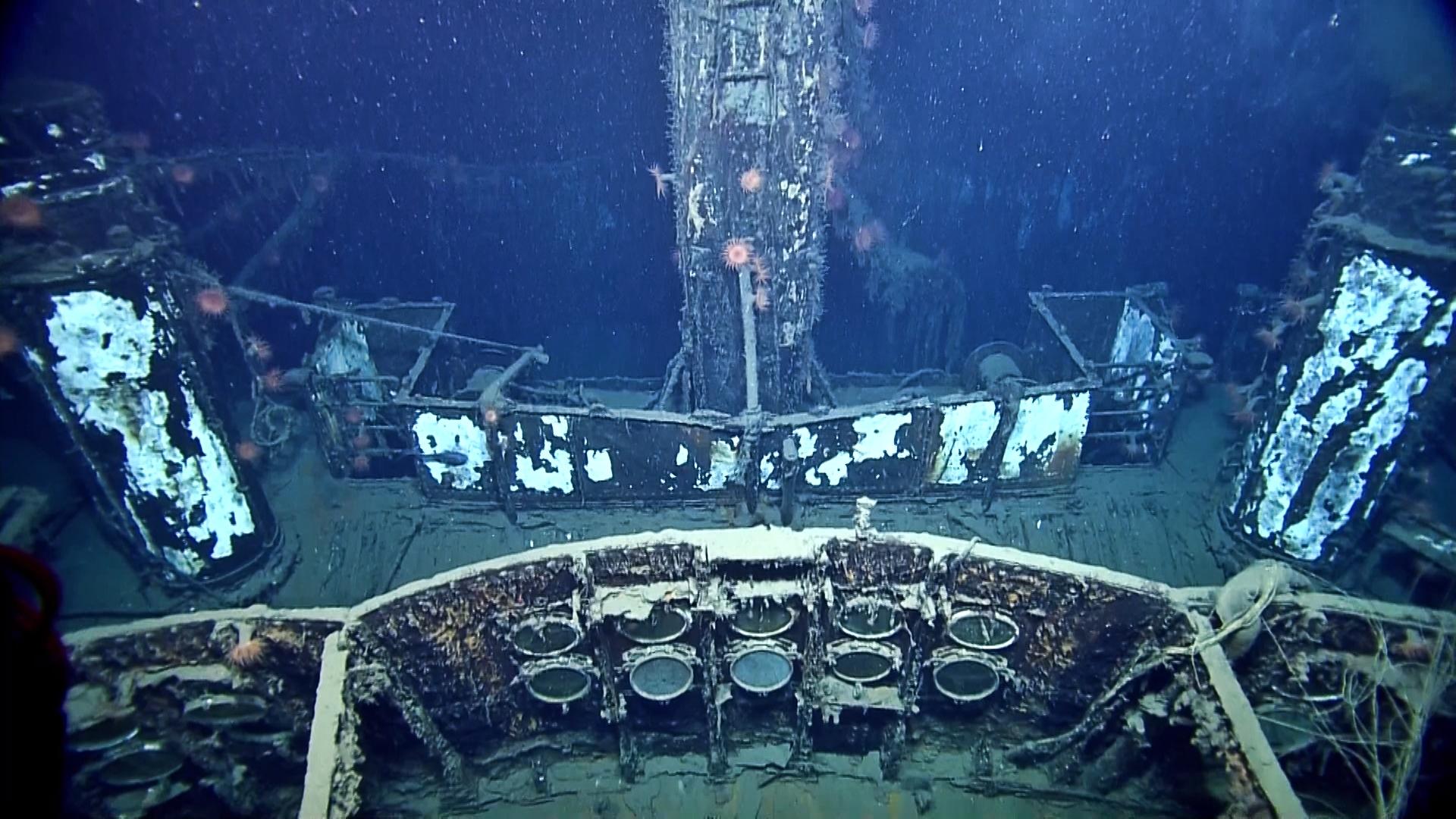 Gulf camera reveals site of WWII sinking of SS Robert E ...