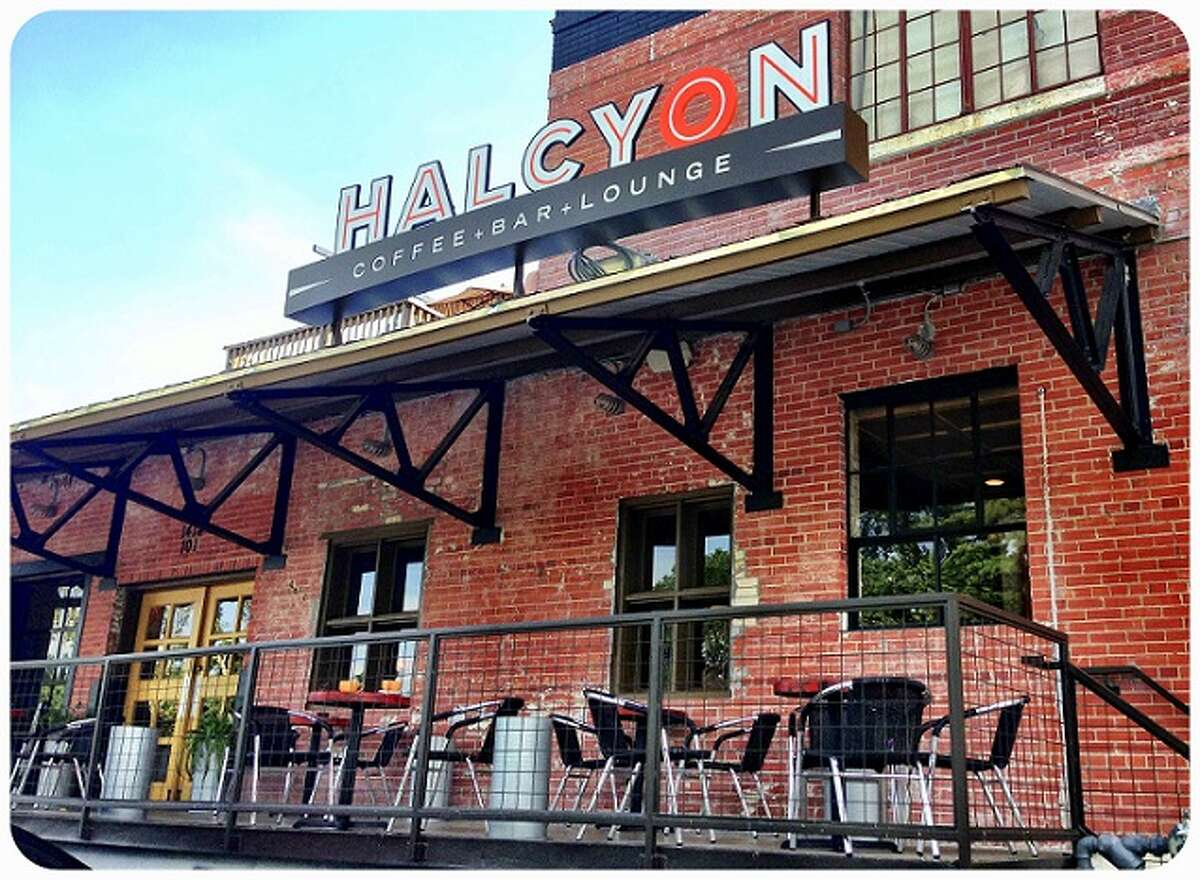 Halcyon, or any of the hangouts in the Blue Star Arts Complex1414 S. Alamo St.