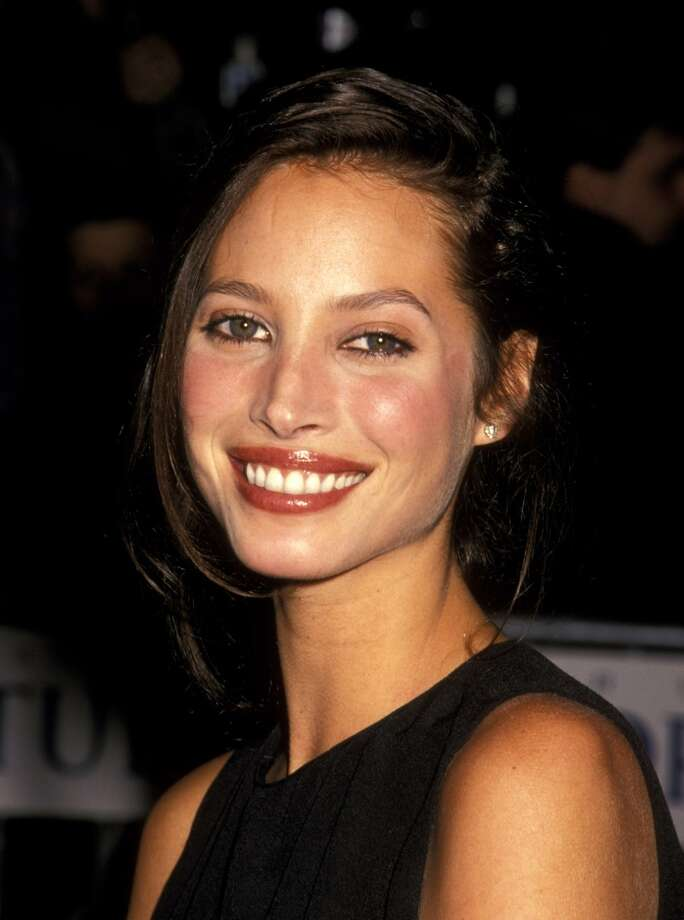 Supermodel and Bay Area native Christy Turlington in 1993, age 24. Photo: Ron Galella, WireImage