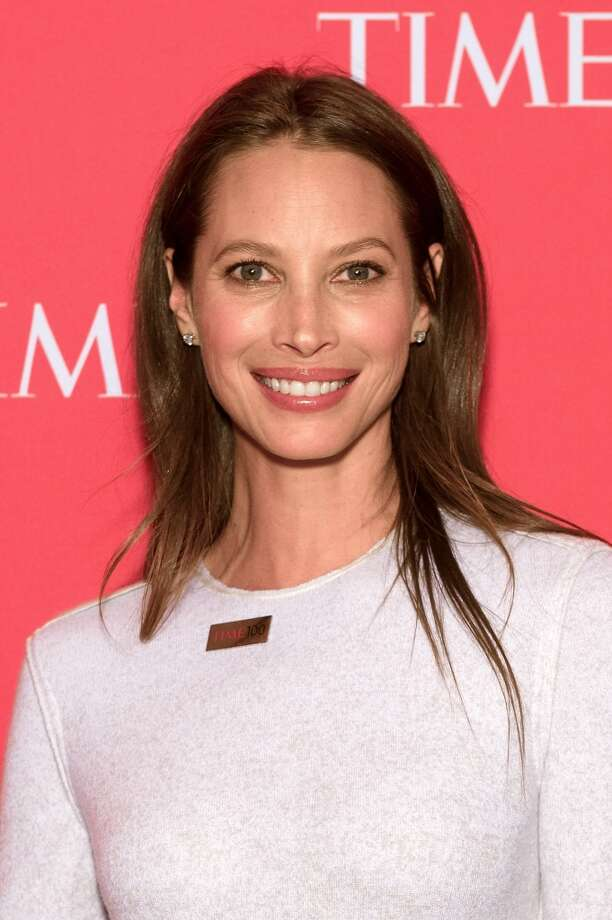 Christy Turlington in 2014. Turlington still models, but she devotes most of her time to her organization Every Mother Counts, which aims to increase education and support for maternal mortality reduction globally. Photo: D Dipasupil, FilmMagic
