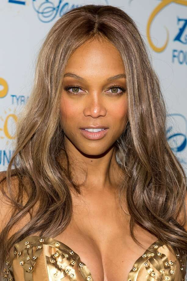 "Tyra Banks has since gone on to become a media mogul, with a talk show, her reality show ""America's Next Top Model"" and a degree from Harvard Business School. She's seen here in 2014. Photo: Michael Stewart, WireImage"