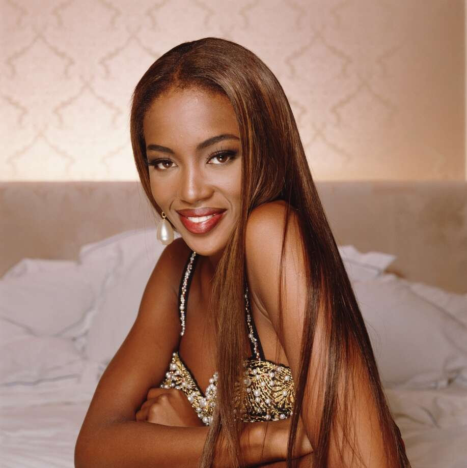 Top model Naomi Campbell in 1991 at age 21. Photo: Terry O'Neill, Getty Images
