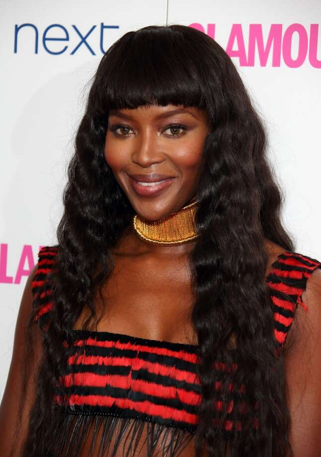 Naomi Campbell in 2014. Campbell is still an in-demand model and does charity work, though she's also become famous for her temper, with assault charges being brought by employees and, in one case, the police. Photo: Mike Marsland, WireImage