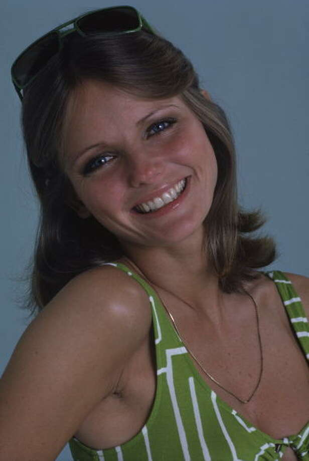 "Model Cheryl Tiegs was considered the ""All-American model"" in the '70s and early '80s, appearing three times on the cover of the Sports Illustrated swimsuit edition. She's seen here at age 26 in 1978. Photo: Susan Wood/Getty Images, Getty Images"