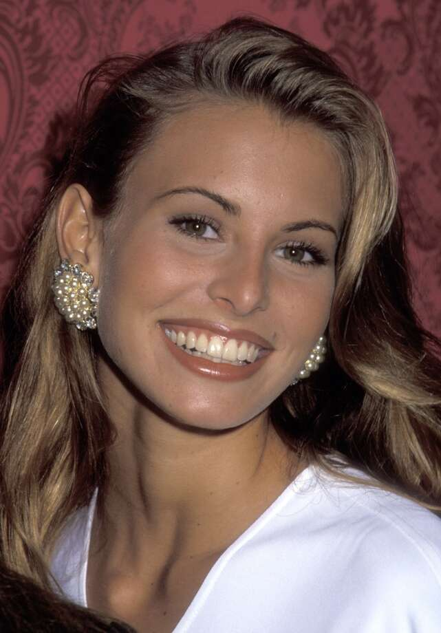Niki Taylor began modeling at age 13, landing on the cover of Vogue at 15 and signing a contract with Cover Girl at 17. Here she is in 1992 at 17. Photo: Ron Galella, WireImage