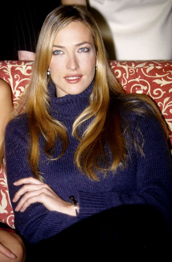 """Tatjana Patitz was one of the '90s major supermodels. She appeared on countless magazine covers, in commercials and walked the runway for the likes of Versace. She also appeared in George Michael's """"Freedom '90"""" video along with Naomi Campbell, Christy Turlington, Cindy Crawford and Linda Evangelista. Here she is in 1995 at age 28. Photo: Fred Duval, FilmMagic"""