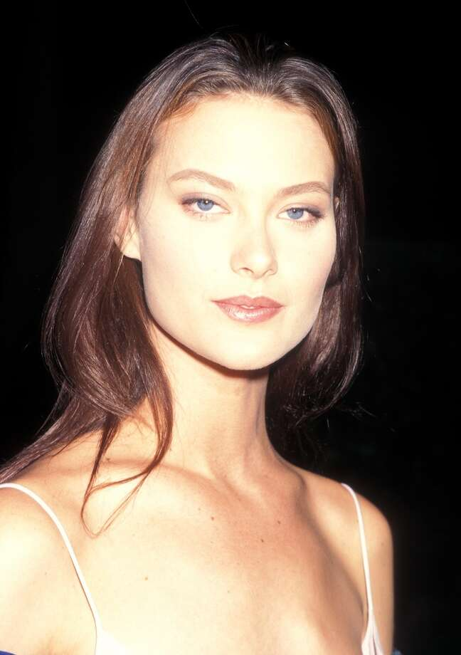 Nineties supermodel Shalom Harlow appeared on many mag covers, walked the runway for Isaac Mizrahi and other designers and co-hosted MTV's House of Style with Amber Valletta. Here she is in 1997 at 23. Photo: Ron Galella, WireImage