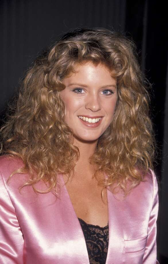 New Zealand model Rachel Hunter in 1990, age 20. She's best known as a Sports Illustrated swimsuit model — and Rod Stewart's former wife. Photo: Ron Galella, WireImage