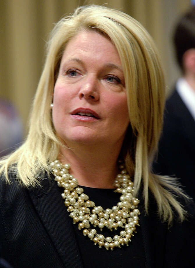 Heather Bond Somers, Republican candidate for Lieutenant Governor of Connecticut Photo: File Photo, AP Photo/The Day, Tim Martin / Associated PressAP Photo/The Day, Tim Martin) MANDATORY CREDIT: THE DAY, TIM MARTIN