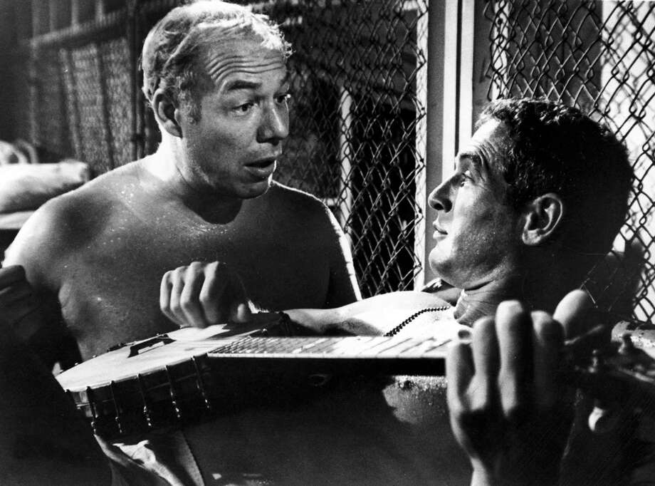 George Kennedy, 1967Born: Feb. 18, 1925