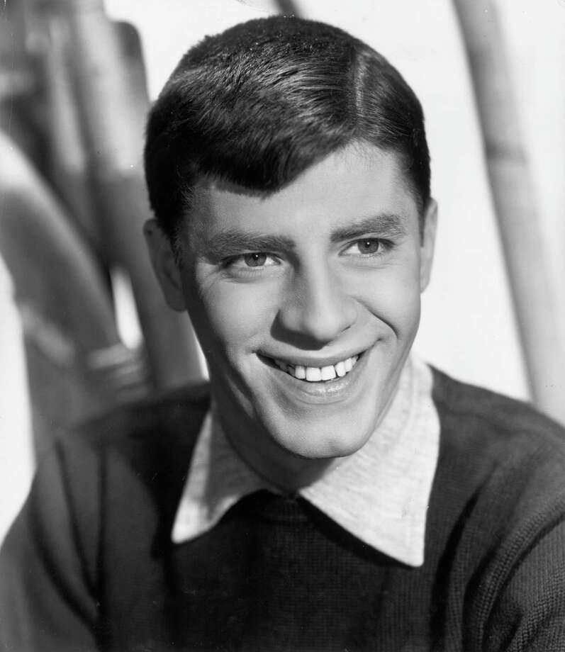 "Jerry Lewis, 1955Born:  March 16, 1926The actor was best known for slapstick comedies like ""The Bellboy"" and ""The Nutty Professor"" early in his career. Photo: Hulton Archive, Getty Images / Archive Photos"
