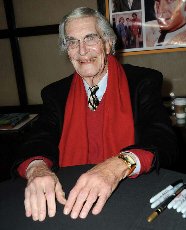 "Martin Landau, 2014Landau's added dozens of credits to his name since. He recently appeared in the Lifetime movie ""Outlaw Prophet: Warren Jeffs,"" based on the life of the polygamist sect leader. Photo: Albert L. Ortega, Getty Images / 2014 Albert L. Ortega"