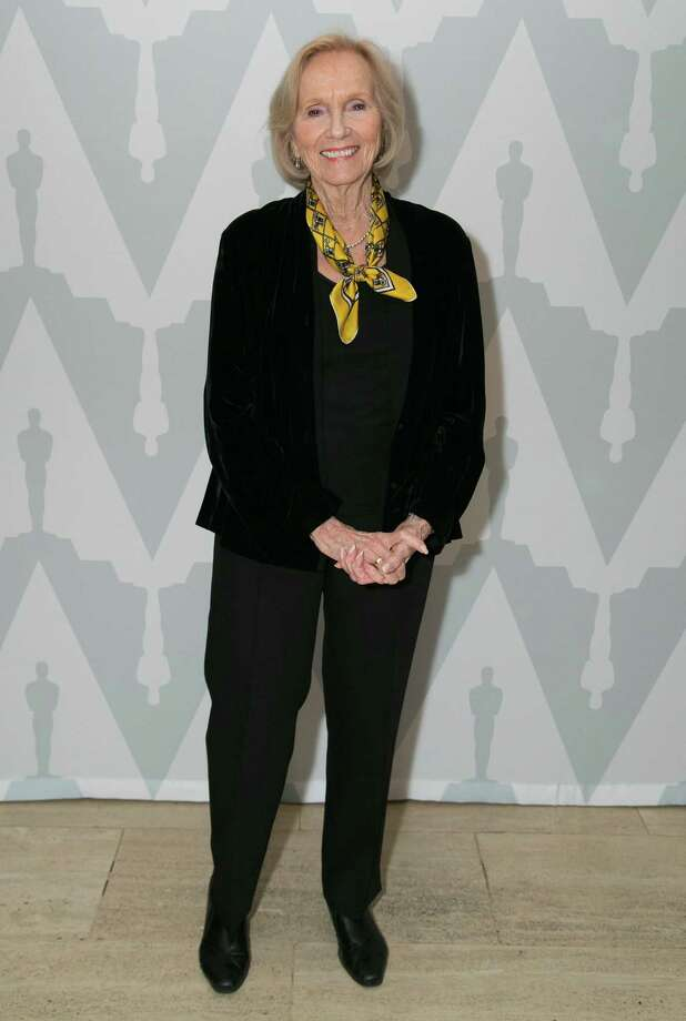 "Eva Marie Saint, 2014Saint recently appeared in the film ""Winter's Tale,"" released in 2014. Photo: Vincent Sandoval, WireImage Via Getty Images / 2014 Vincent Sandoval"
