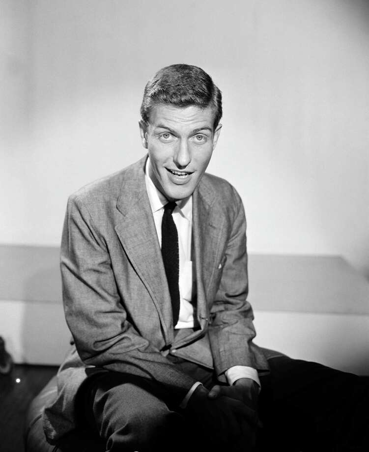 "Dick Van Dyke, 1955Born: Dec. 13, 1925""The Dick Van Dyke Show,"" ""Mary Poppins"" and ""Chitty Chitty Bang Bang"" in the 1960s made him a household name. Photo: CBS Photo Archive, CBS Via Getty Images / 1955 CBS Photo Archive"