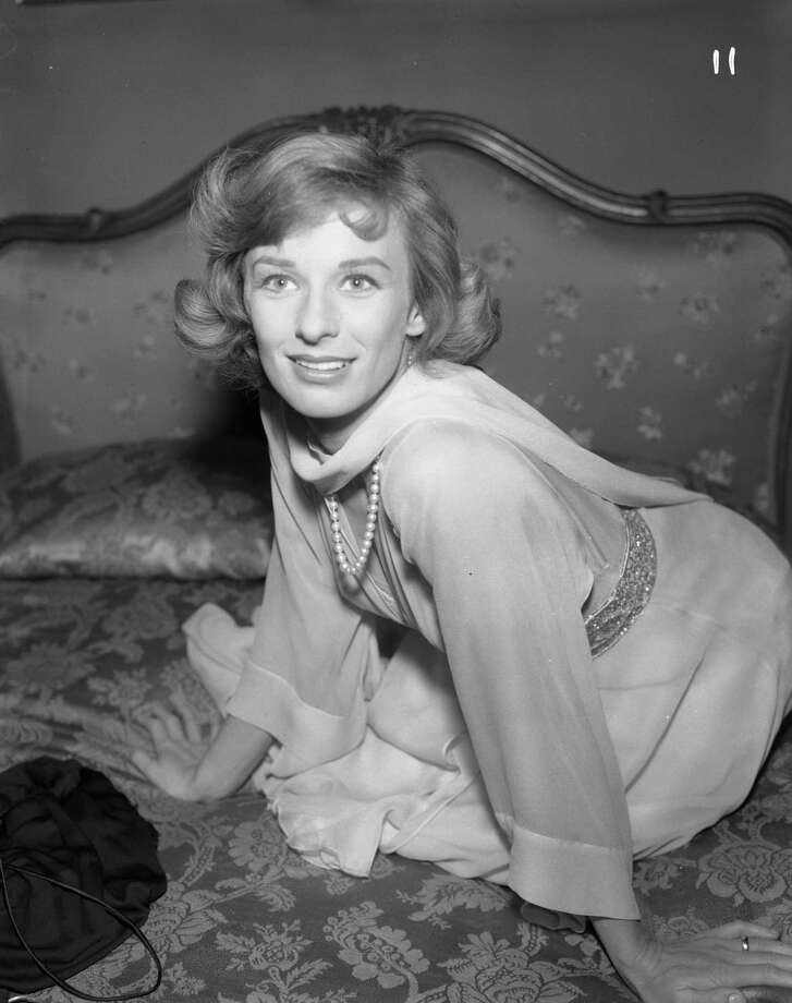 "Cloris Leachman, 1961Born: April 30, 1926She won an Oscar for best supporting actress in ""The Last Picture Show"" in 1971. Photo: ABC Photo Archives, ABC Via Getty Images / 2009 American Broadcasting Companies, Inc."