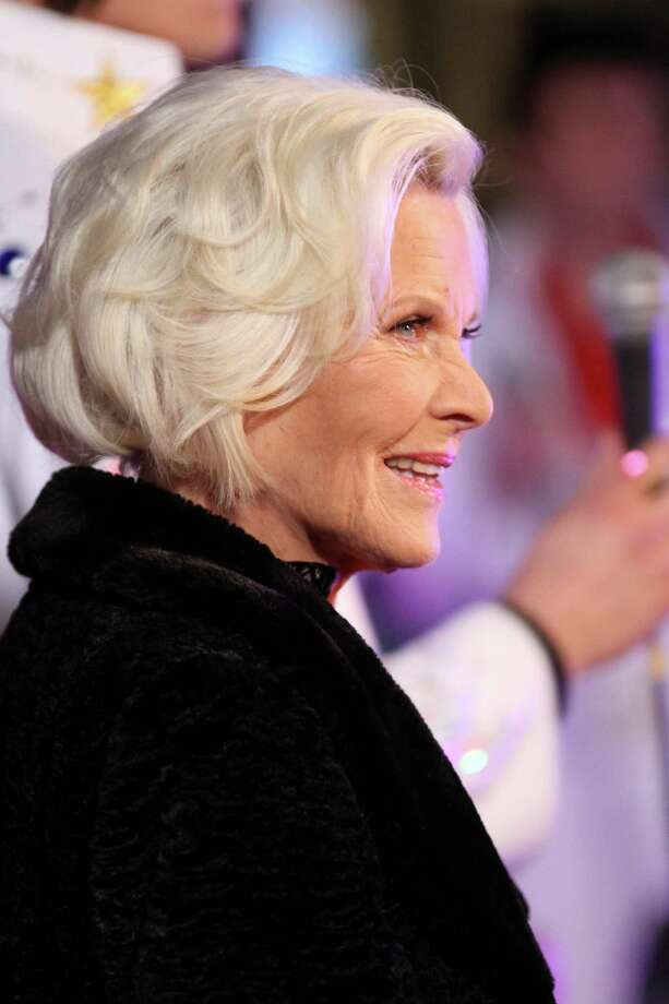 Honor Blackman, 2014Blackman appears to still be acting, having played more than 100 roles, but hasn't appeared in anything this year. Photo: Simon James, FilmMagic Via Getty Images / 2014 Simon James