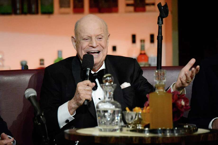 "Don Rickles, 2014Rickles has kept busy over the last 15 years mainly as the voice of Mr. Potato Head for Disney's ""Toy Story"" franchise. Photo: Kevin Mazur, Getty Images For Spike TV / 2014 Kevin Mazur"