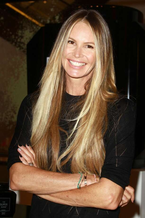 Elle MacPherson in 2014. MacPherson now has a successful line of lingerie and skin care products. Photo: Fred Duval, FilmMagic