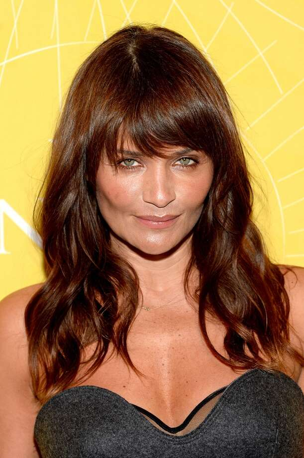 Now a photographer, Helena Christensen is seen here in 2014. Photo: Jamie McCarthy, Getty Images For Variety