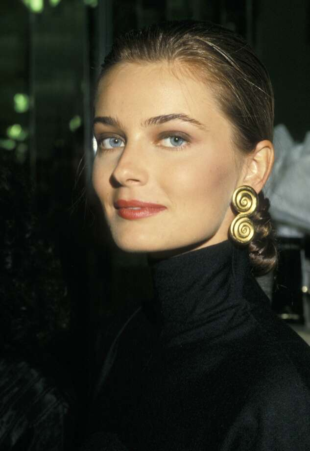 Czech model Paulina Porizkova in 1988, in her early 20s. Porizkova signed a $6-million Estee Lauder deal in 1988, the highest-paying campaign ever at the time Photo: Ron Galella, WireImage