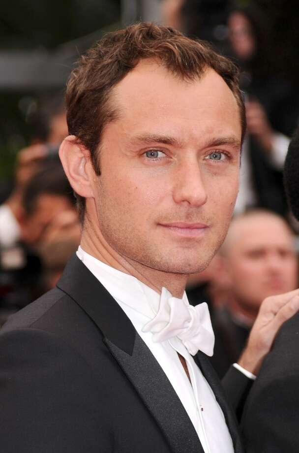 10) JUDE. Could Jude Law have any influence over this name's popularity? Photo: Getty Images