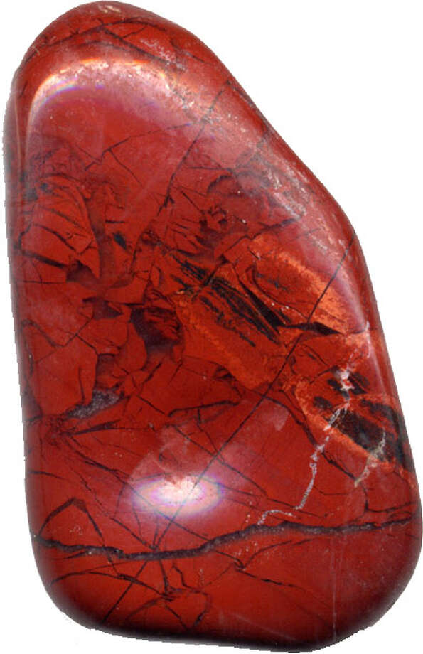 8) JASPER. It's a mineral and also the name of a notable American artist — Jasper Johns.