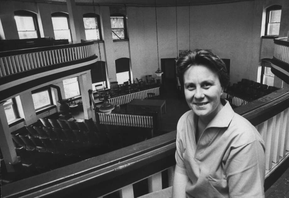 "9) HARPER: Who wouldn't consider a name also given to the author of one of America's most notable pieces of literature? Harper Lee is the author of ""To Kill a Mockingbird."" Photo: Time & Life Pictures/Getty Image"