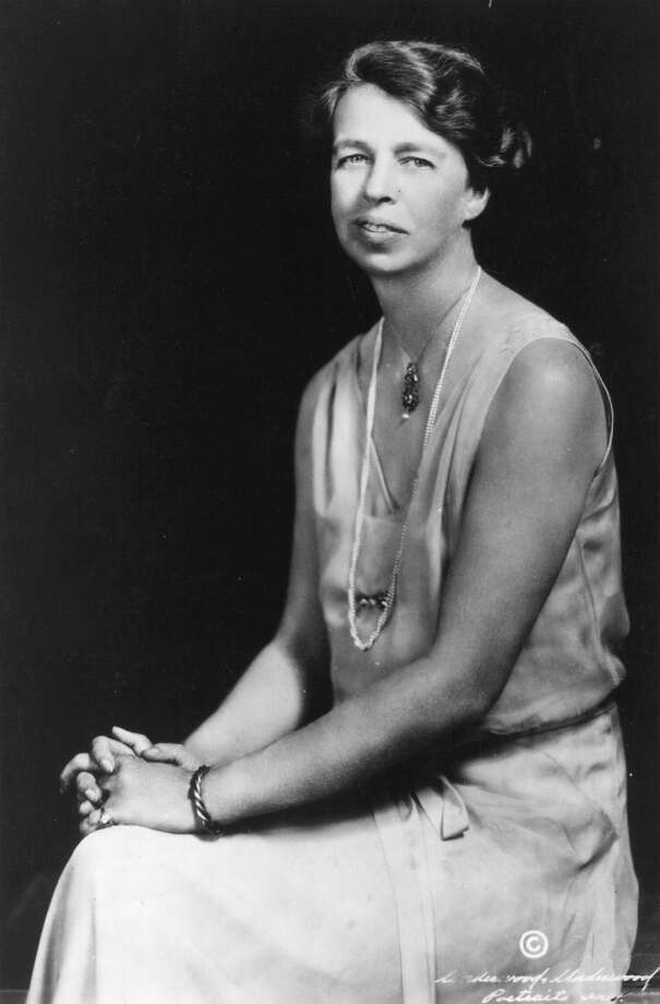 8) ELEANOR: This stately name was most famously carried by First Lady, humanitarian and social activist Eleanor Roosevelt, the wife of Franklin Delano Roosevelt. Photo: Getty Images