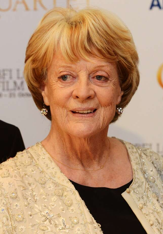 "6) VIOLET: The Dame Maggie Smith's character on ""Downton Abbey"" can be harsh but her dry wit is admirable. Photo: Getty Images"