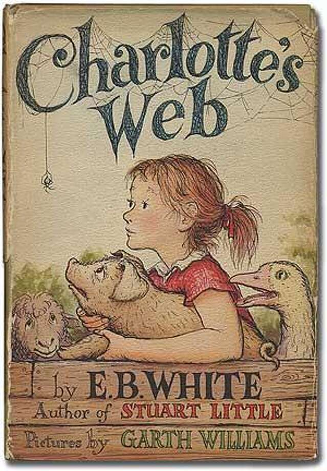 2) CHARLOTTE: This name is a classic and so is the beloved children's book starring a young girl and her pig.