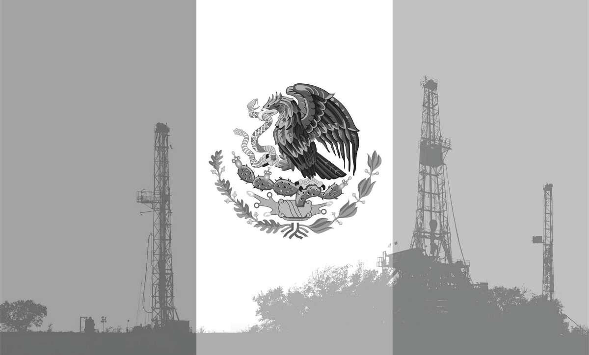 Robert Wuensche photo illustration/Houston Chronicle Mexico energy reforms