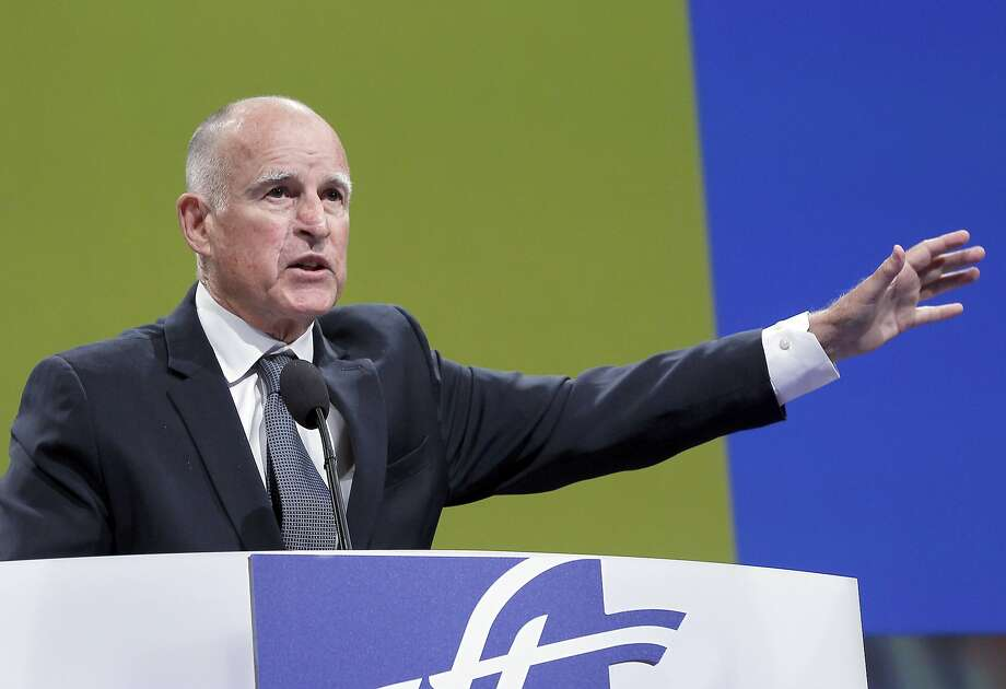 Gov. Jerry Brown agreed to debate Republican challenger Neel Kashkari, while Rep. Mike Honda, D-San Jose, has yet to debate fellow Democrat Ro Khanna. Photo: Nick Ut, Associated Press
