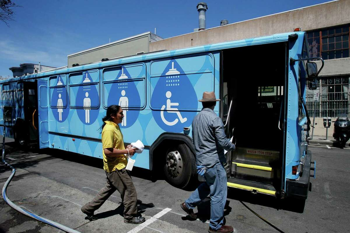 Accolades pour in for Lava Mae mobile shower stalls - SFChronicle.com