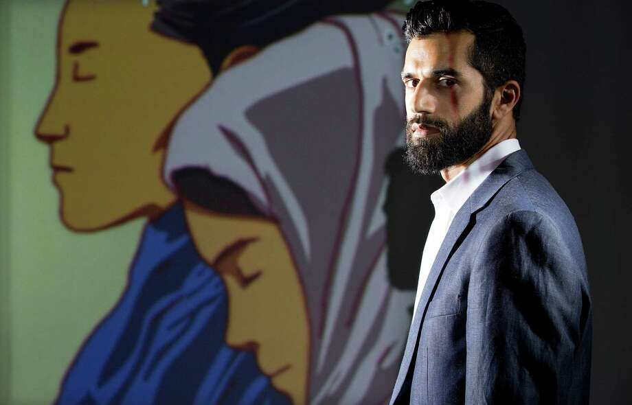 """Atif Mahmud is one of the producers of """"UnMosqued,"""" a documentary focusing on the need for more inclusiveness in the way American Muslims worship. Photo: Johnny Hanson, Staff / © 2014  Houston Chronicle"""