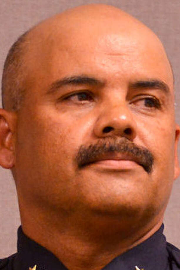 Henry Dominguez is appealing his termination as Balcones Heights police chief. / San Antonio Express-News