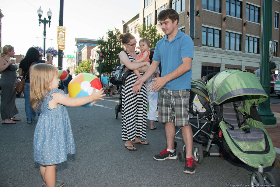 Were you Seen at the Schenectady County 'SummerNight' beach party held on Jay and State streets in Schenectady on Friday, July 11, 2014? Photo: BEN_MOORE, Ben Moore / 2014 Benjamin R. Moore