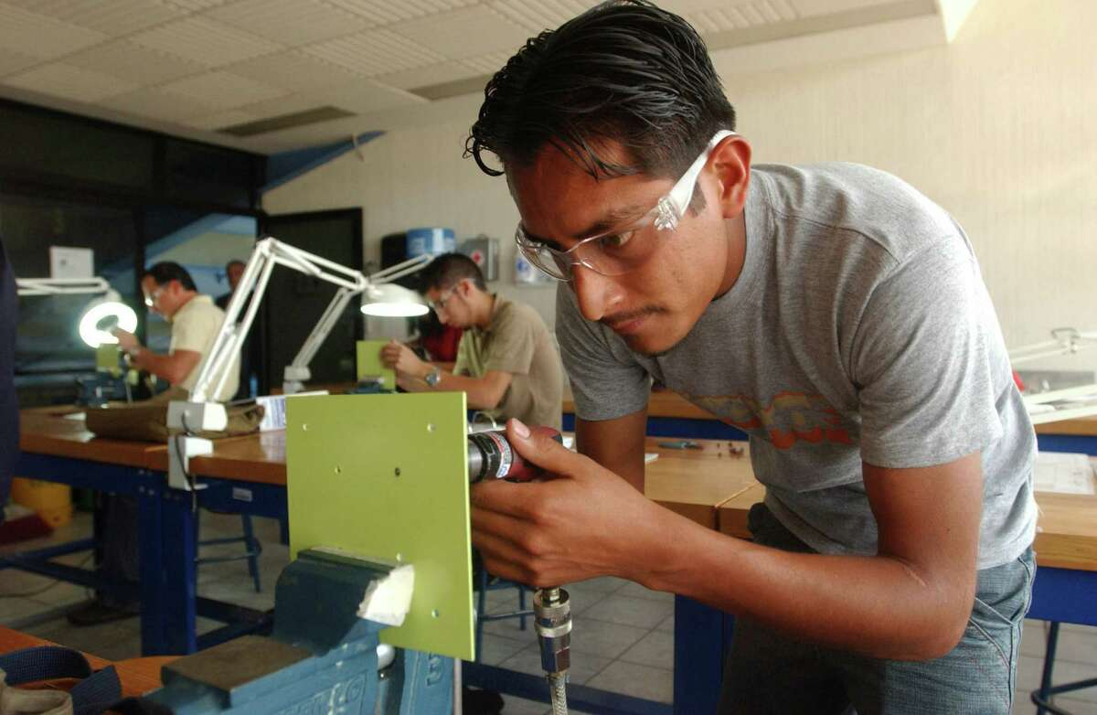The sector of Mexico that could meet the new need of a highly skilled labor force is largely undereducated and undertrained.