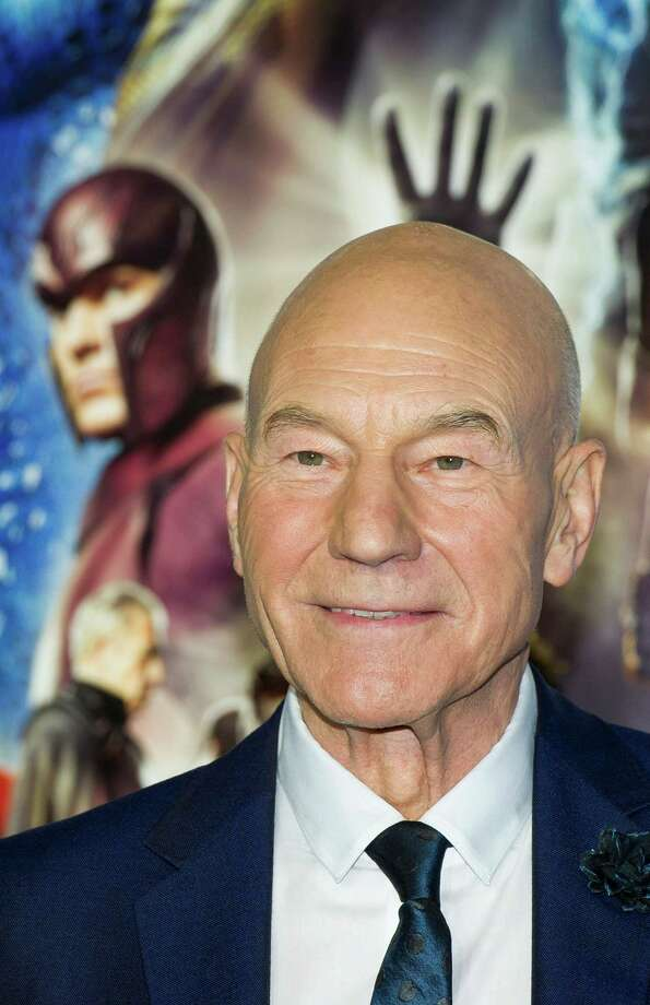 "Patrick Stewart attends the ""X-Men: Days of Future Past"" world premiere on Saturday, May 10, 2014, in New York. (Photo by Charles Sykes/Invision/AP) ORG XMIT: NYCS111 Photo: Charles Sykes / Invision"