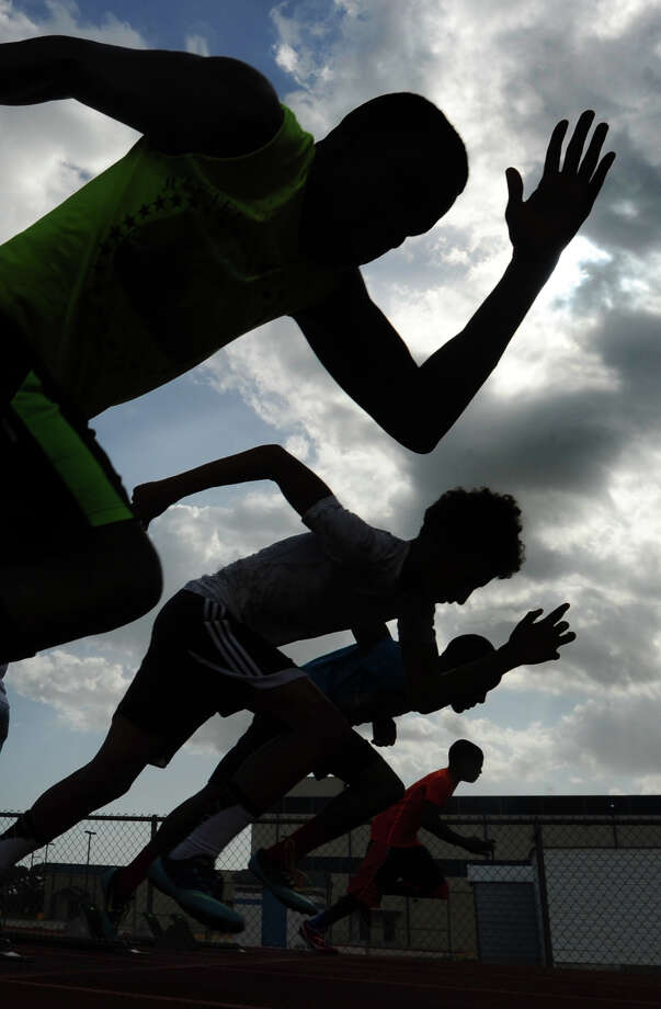 Beaumont's local running organization, the B.T. Striders will travel to Des Moines later this month to compete in the  UAA National Junior Olympics. The team will send 28 athletes compete in 57 events.  Photo taken Wednesday, July 09, 2014 Guiseppe Barranco/@spotnewsshooter Photo: Guiseppe Barranco, Photo Editor
