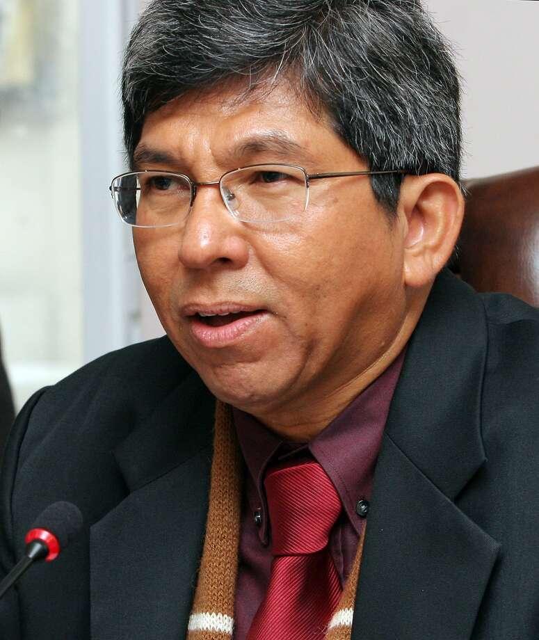 Yaacob Ibrahim is the information minister. Photo: Burhan Ozbilici, Associated Press
