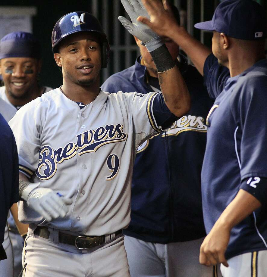 Jean Segura learned of his infant child's death Friday after a game with St. Louis. Photo: Tom Uhlman, Associated Press