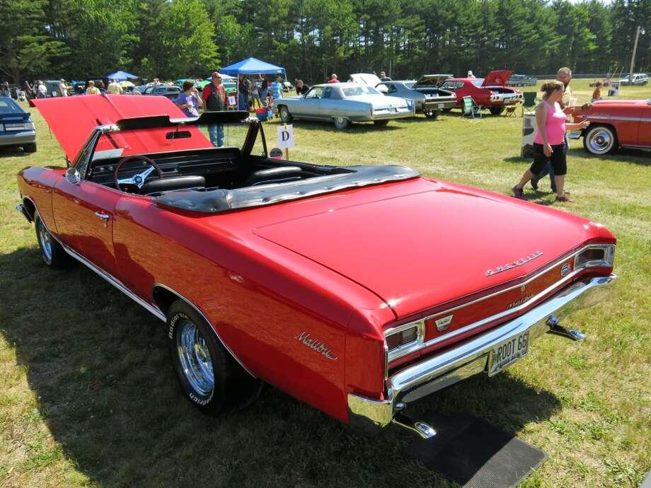 1966 Chevrolet Chevelle. David Benner, Nobleboro ME.