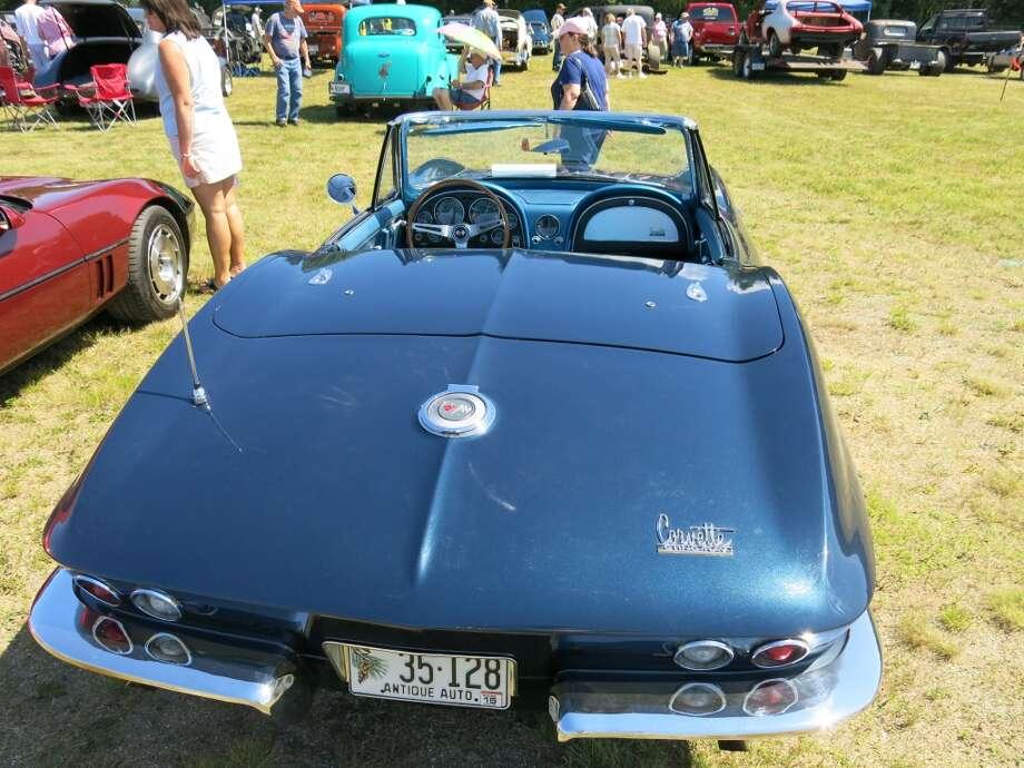 1966 Chevrolet Corvette. Dan Coit, Blue Hill ME.