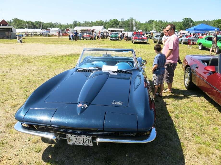 Dan Coit's 1966 Corvette.
