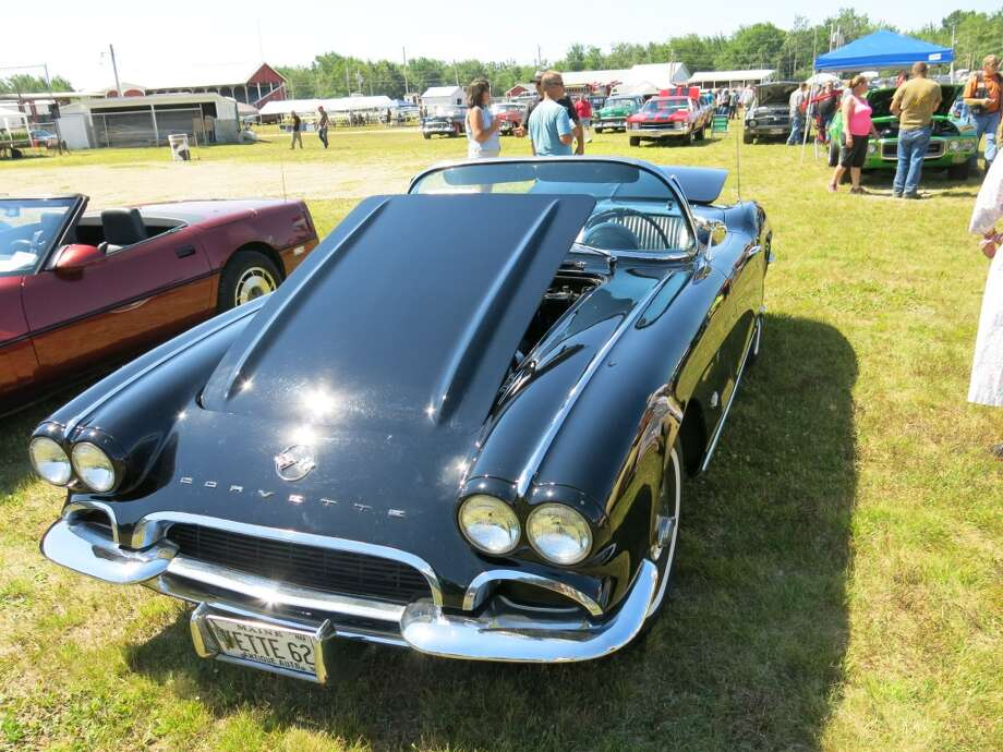 1962 Chevrolet Corvette. Yale Ashe. Surry ME.