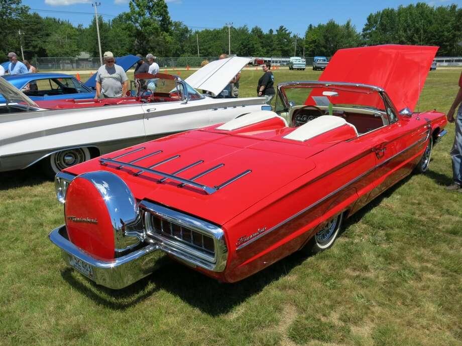 1965 Ford Thunderbird. Bill Buckley, Sedgwick ME.