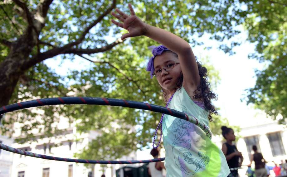 The second annual Freedom Community Festival comes to McLevy Green in Bridgeport on Sunday. Find out more.  Photo: Autumn Driscoll / Connecticut Post