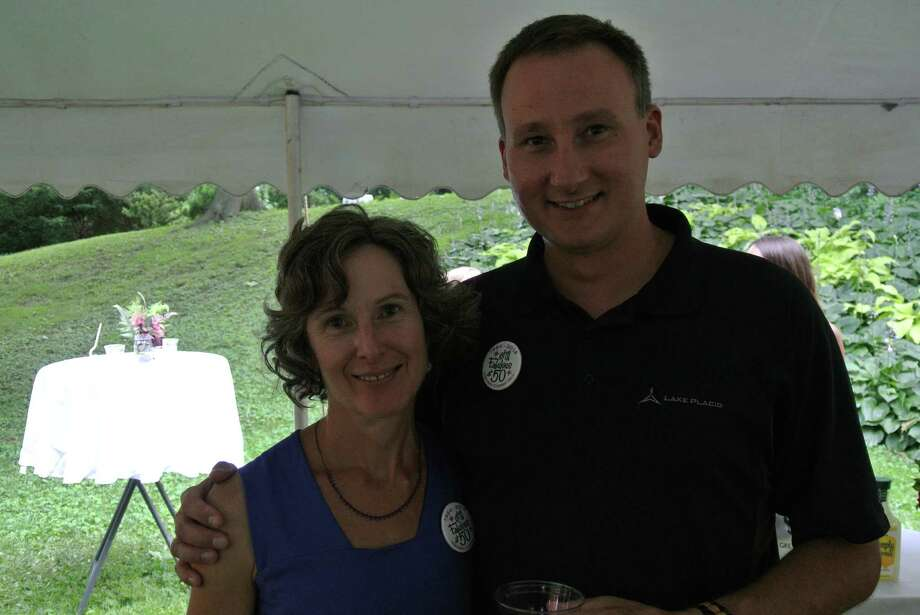 Were you Seen at the Summer Sip on the Hill event sponsored by The Albany Society for the Advancement of Philanthropy, held at Historic Cherry Hill in Albany on Saturday, July 12, 2014? The event raised funds to support the 1787 Georgian mansion and historic site in Albany's South End. Photo: Deanna Fox